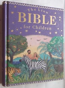 Review: The Lion Bible for Children (Part 1)